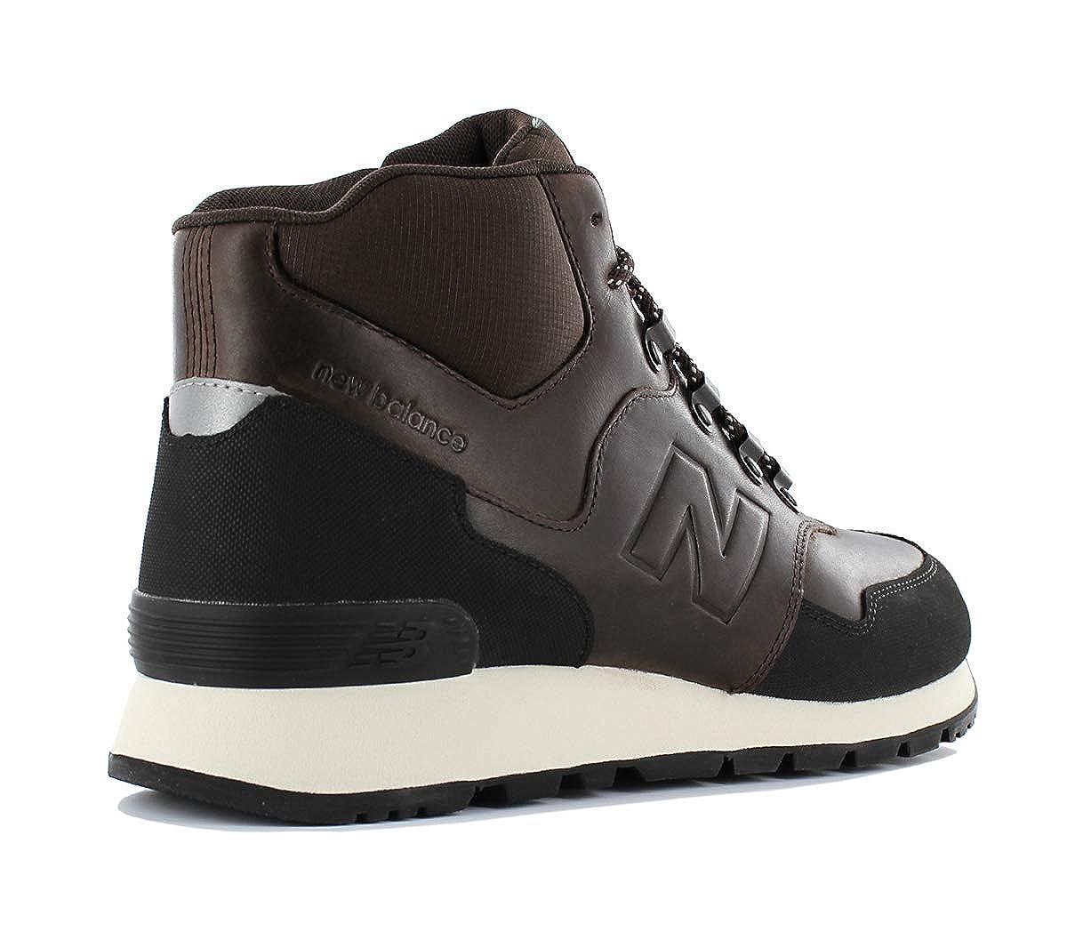New Balance Unisex Erwachsene HL755 BR D Sneaker, Braun