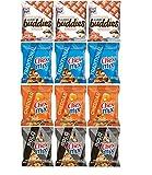 Chex Mix Brand Snacks Variety 12 Pack - Assortment