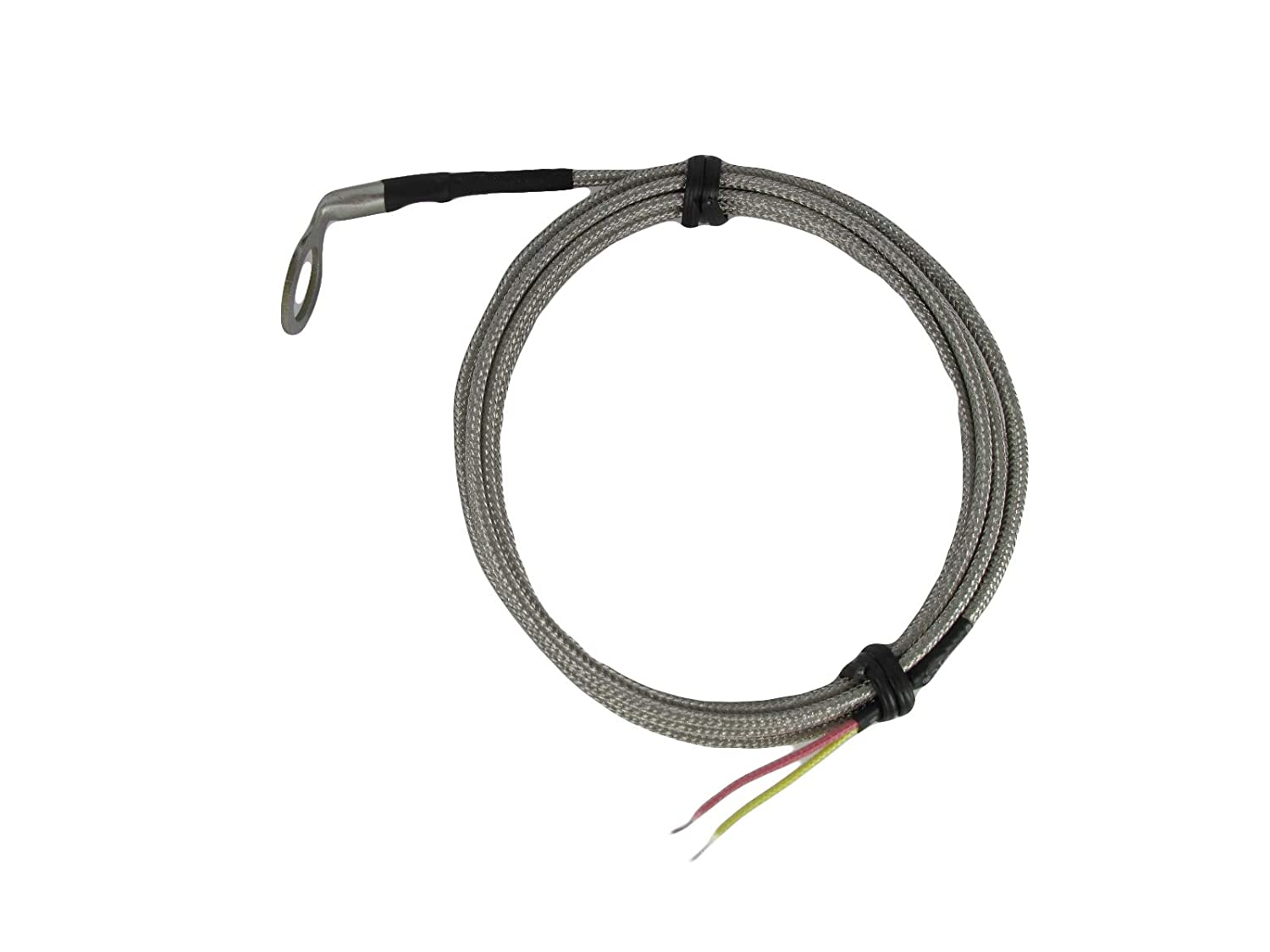 14mm id /& 3m Lead Wire with Mini Connector DTC K Type Thermocouple Temperature Sensors for Cylinder Head Temperature CHT