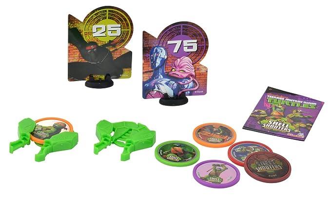 SIMBA Toys - Juego de puntería Tortugas ninja 109213215 ...