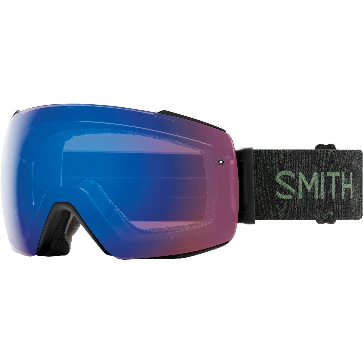 Smith Optics Io Mag - Ac Adult Snow Goggles - Ac - Jake Blauvelt/Chromapop Storm Rose Flash