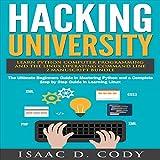 Hacking University: Learn Python Computer