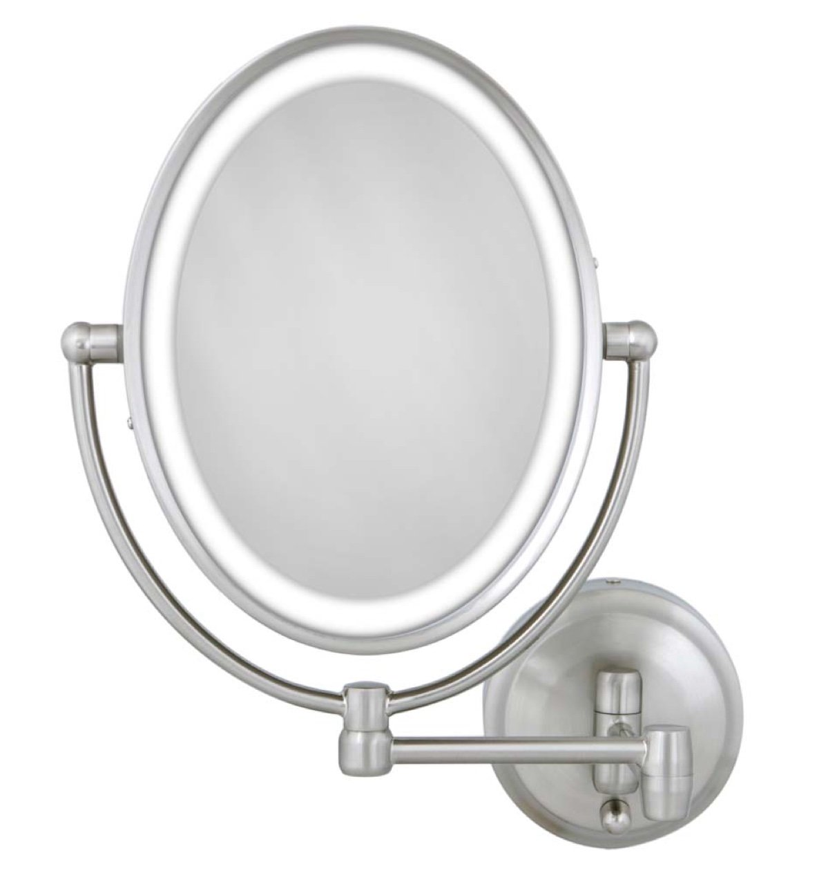 Zadro 10X Lighted Wall Mounted Makeup Mirror Reviews