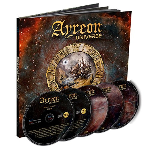 Ayreon Universe (Deluxe Edition)