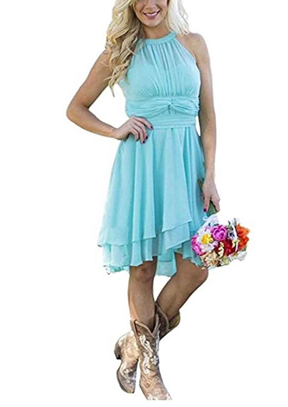 eb3aa8a636e Top 10 wholesale Country Style High Low Dresses - Chinabrands.com