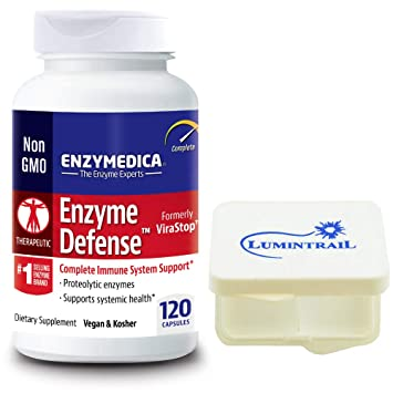 Amazon.com: Enzymedica – enzima defensa, completo sistema ...
