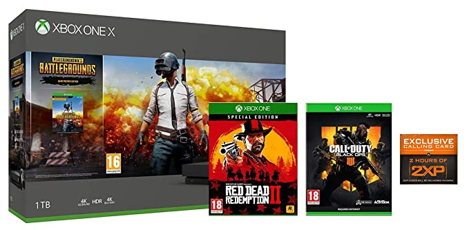 red dead xbox one x