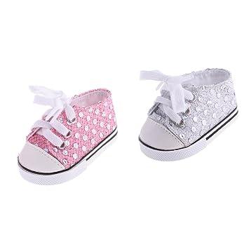Kleidung & Accessoires Puppenschuhe Babyschuhe 10 cm rosa Schuhe Puppen Puppe Baby
