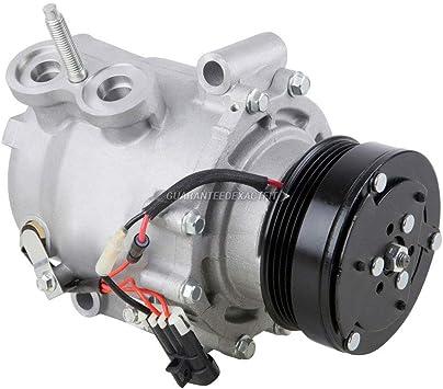 For Chevrolet Trailblazer GMC Envoy Bravada Ascender A//C AC Compressor /& Clutch