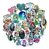 Stickers for Water Bottles 53-Pack   Cute,Waterproof,Aesthetic,Trendy Stickers for Teens,Girls   Perfect for Waterbottle,Laptop,Phone,Travel   Extra Durable 100% Vinyl