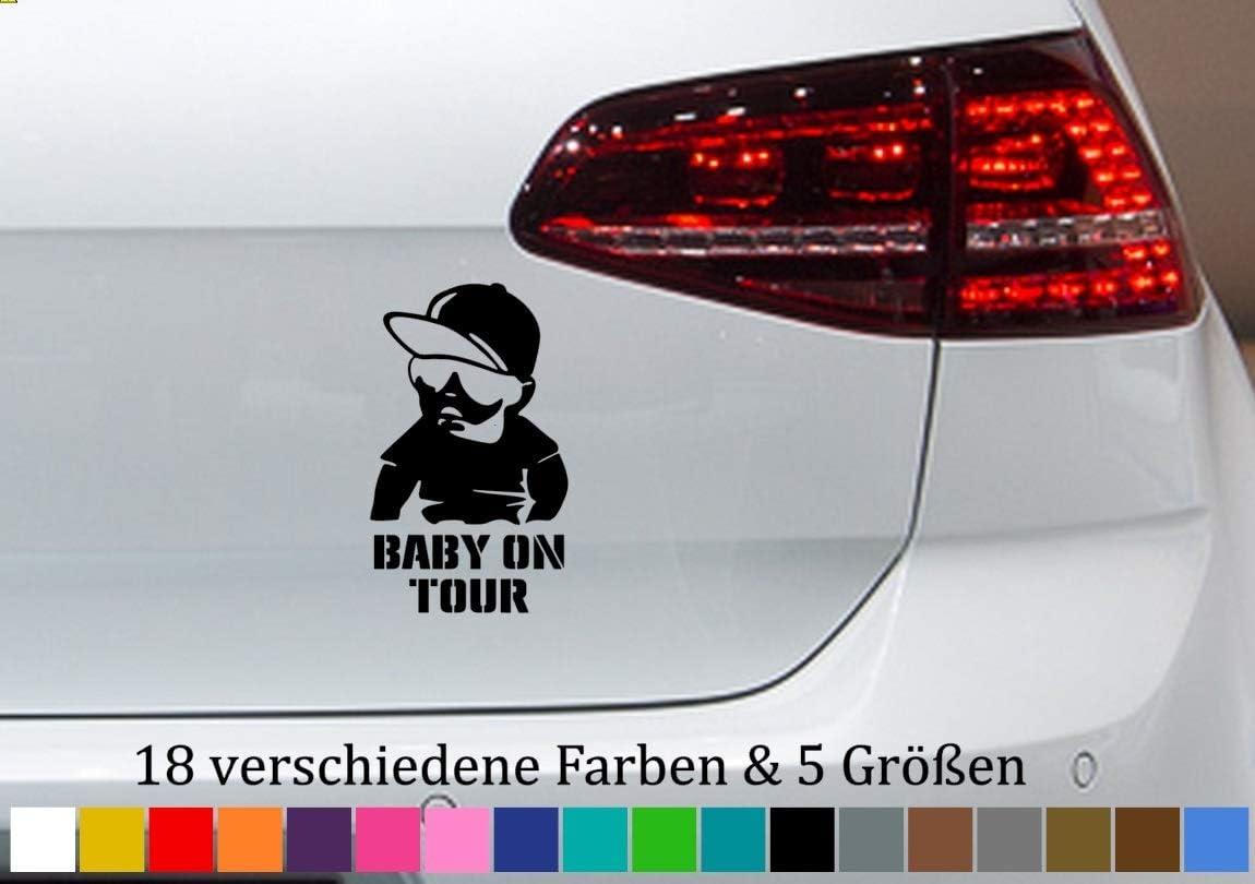 Baby On Board Aufkleber Hangover Kind An Bord Fun Sticker Auto Geburt Tour S Xxl Küche Haushalt
