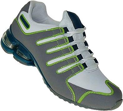 Tipo 222 Neon Turnschuhe Muelle Suela Zapatillas de Deporte Guantes Nuevo Hombre, Color Multicolor, Talla 42: Amazon.es: Zapatos y complementos