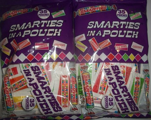 Smarties en una bolsa (70 bolsas) 6,5 oz: Amazon.com ...