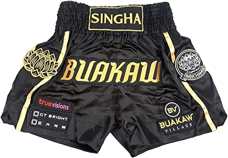Top King Muay Thai shorts MMA K1 NEW LARGE