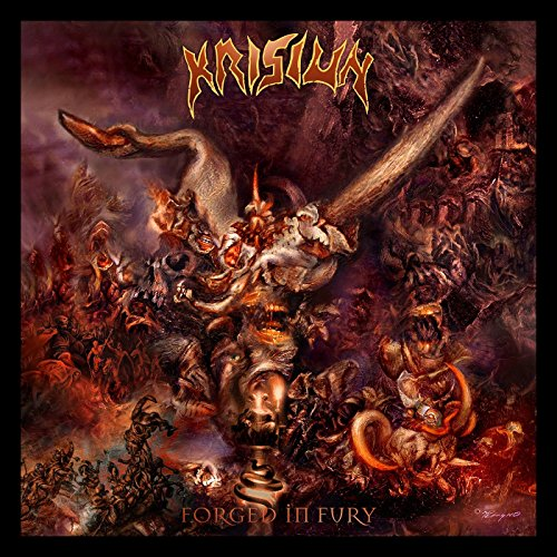 Krisiun-Forged In Fury-Digipak-CD-FLAC-2015-UTP Download