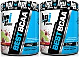 Cheap BPI Sports Best BCAA Peptide Linked Branched Chain Amino Energy Powder, 10.58oz, Pack of Two 30 Servings (Cherry Lime 2 x 30svg)