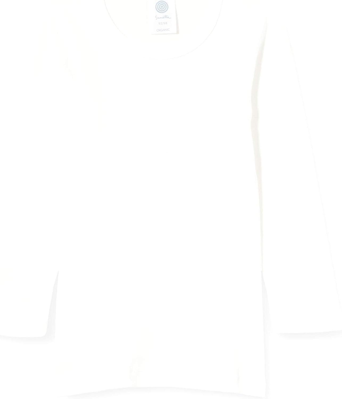 Sanetta M/ädchen Unterhemd Karmin Unterw/äsche