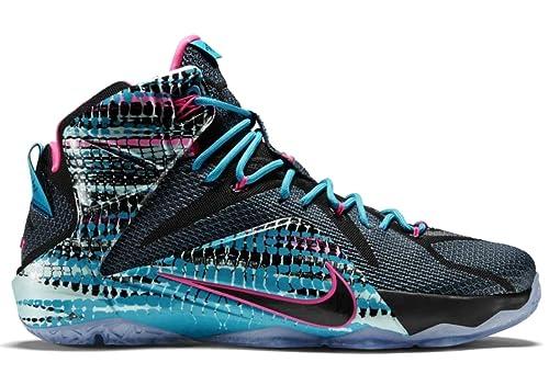 competitive price 3eb00 0174f Amazon.com | Nike Men's Basketball Shoe Lebron James 12 ...