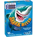 Fruit Shapes, Shark Bites, 8 Ounce (Pack of 5)