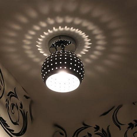 Lámpara de techo de techo Lámpara de cúpula Lámpara de techo ...