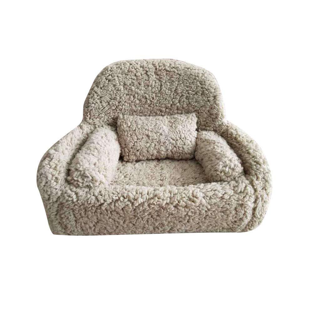 Amazon.com: Soportes para fotografía para bebé, sofá pequeño ...