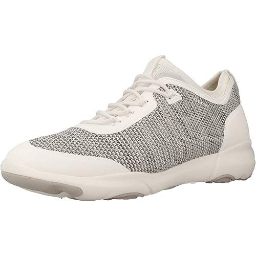 Sneaker GEOX D NEBULA X Color Bianco