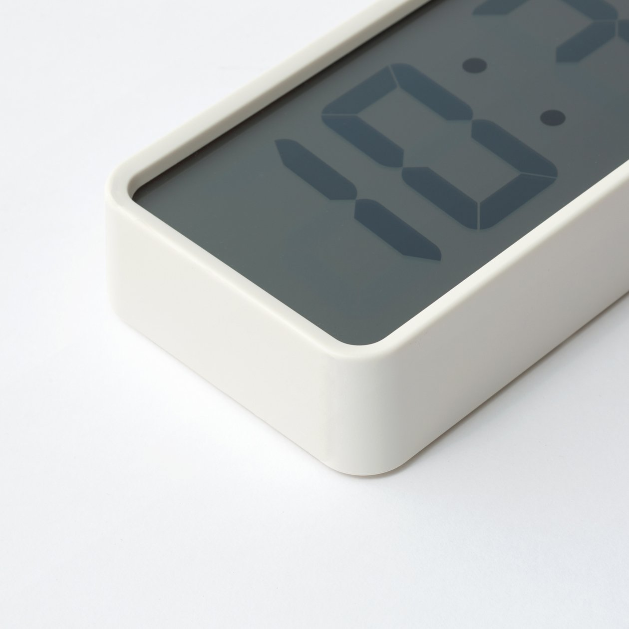 Amazon.com: [MUJI] Reloj digital Tamaño Grande Blanco ...