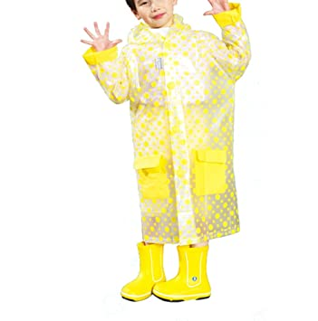 dc78922a60dc Global- Environmental Protection PVC Child Raincoat