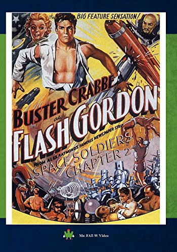 Flash Gordon Space Soldiers Chapter 2 for sale  Delivered anywhere in USA
