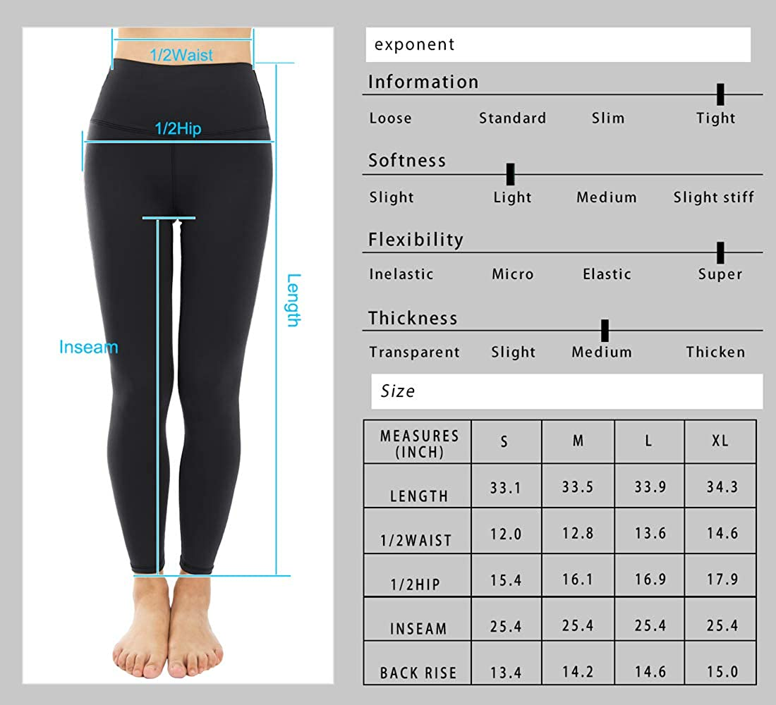 Dragon Fit Compression Yoga Pants with Inner Pockets in High Waist Athletic Pants Tummy Control Stretch Workout Yoga Leggings