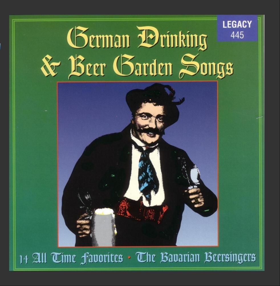 The Barvarian Beesingers - German Drinking and Beer Garden Songs: 14  All-time Favorites - Amazon.com Music