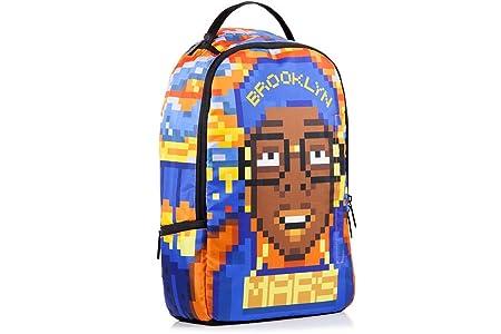 Sprayground x Spike Lee Mars Blackmon Pixels Backpack, B310