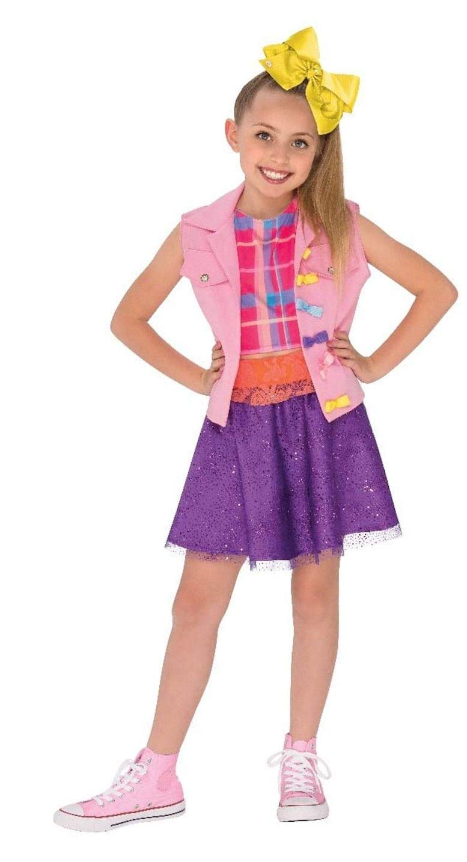 4d4b3220883fa Buy Rubies 640736 L JoJo Siwa Boomerang Music Video Outfit Costume ...