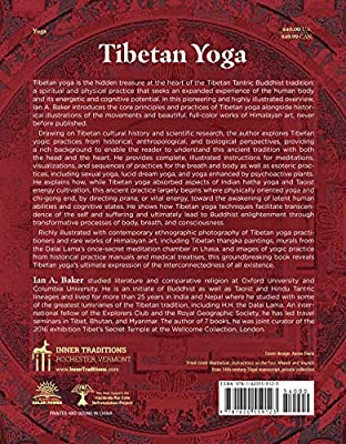 Tibetan Yoga: Principles and Practices: Amazon.es: Ian A ...
