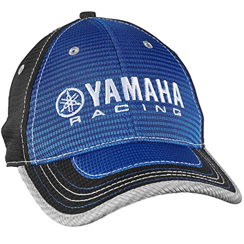 Yamaha 2016 RACING HAT BLUE BASEBALL CAP CRP-16HYR-BL-NS