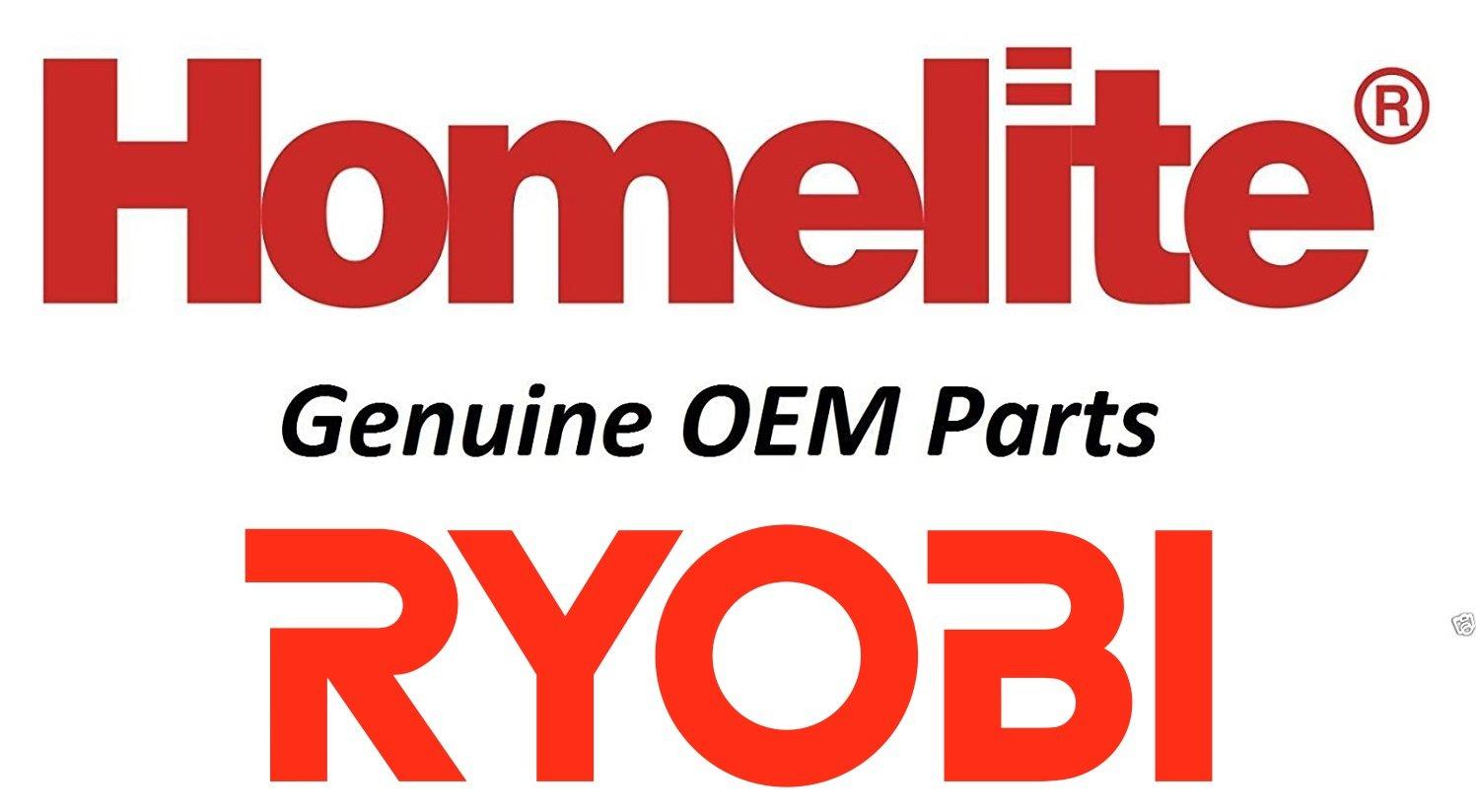 3075601 300756001 Also Used ON RIDGID Troy-BILT Echo Powerstroke WOR HOMELITE RYOBI 307091001 Genuine Clutch Assembly Replaces 300756007 300756006