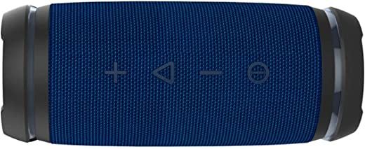 boAt Stone SpinX Portable Wireless Speaker with Extra Bass (Granite...