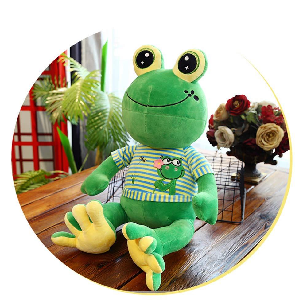 Süßer Frosch Plüsch, Stofftiere Frosch Puppe Geschenke Geschenke Geschenke Spielzeug für Weihnachten Valentinstag Geburtstag Party Urlaub c0d33f