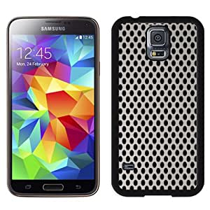 Beautiful Unique Designed Cover Case For Samsung Galaxy S5 I9600 G900a G900v G900p G900t G900w With Aluminum Black Phone Case