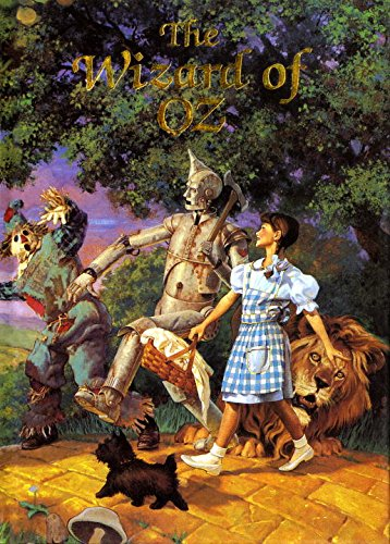 The Wizard of Oz (Illustrated Junior Library) 5th Grade Activities For Christmas