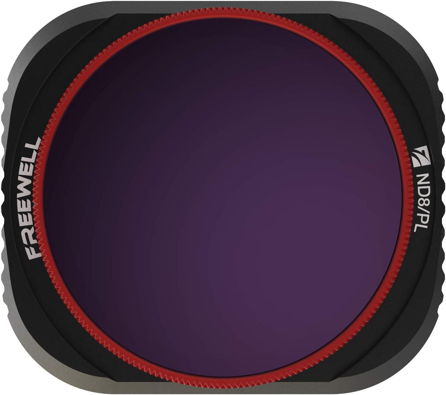 Freewell Nd8 Pl Hybridkamera Objektivlinse Kompatibel Kamera