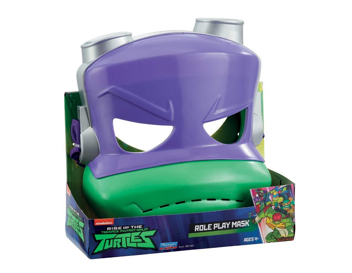 Teenage Mutant Ninja Turtles TU204200 The Rise of the Teenage Mutant Ninja Turtles Donnie Role Play Mask