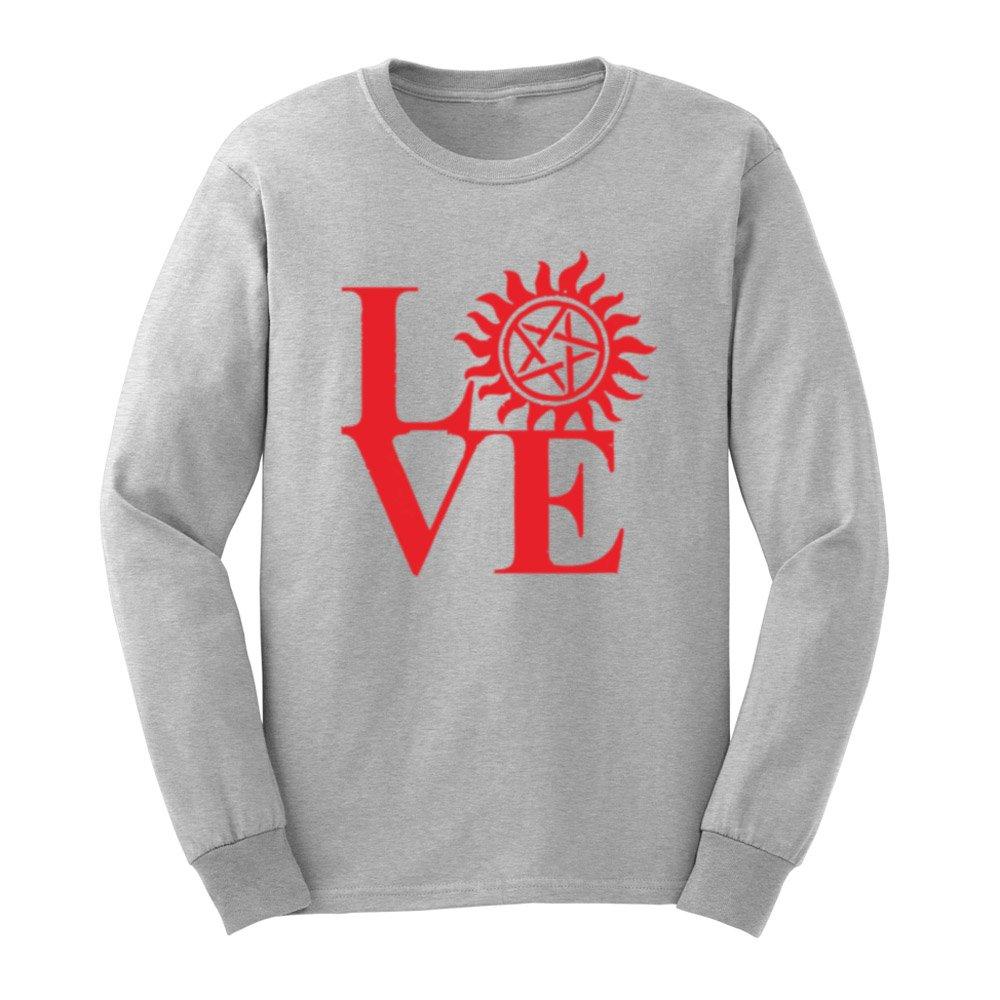 Loo Show S Love Hunting Supernatural T Shirts Casual Tee
