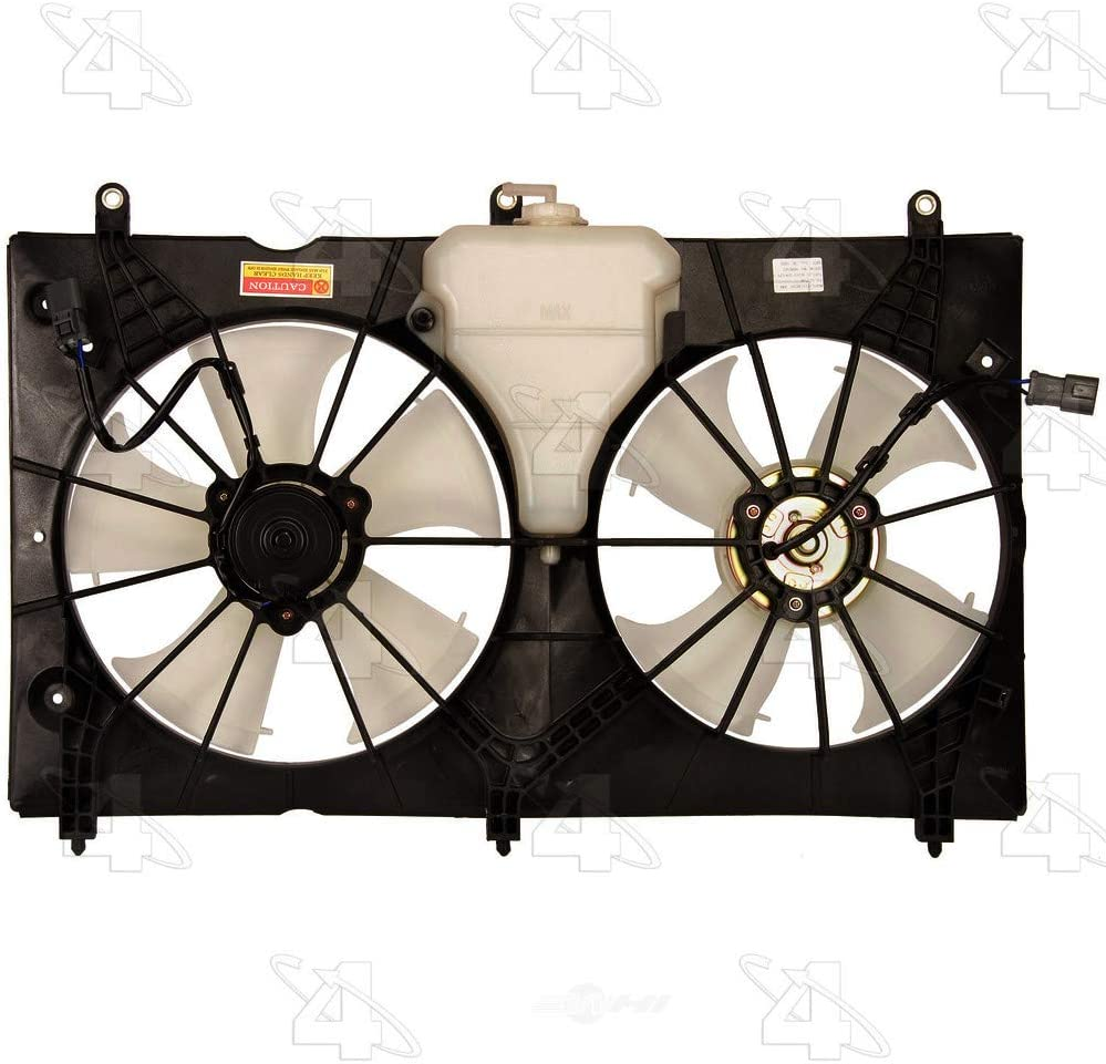 Four Seasons 75626 Radiator Fan Motor Assembly