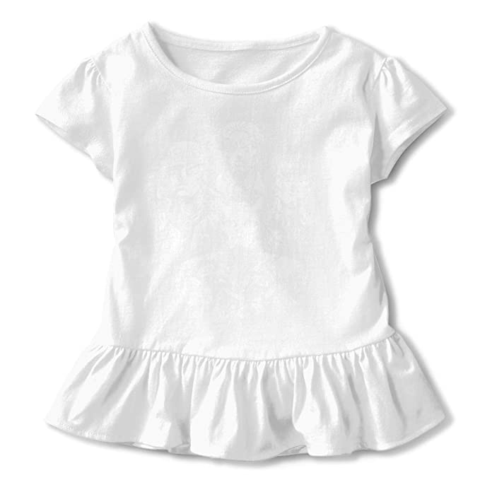 Kid T Shirt JoJos Bizarre Adventure 3D Tee Baseball Ruffle Short Sleeve Cotton Shirts Top for Girls Kids