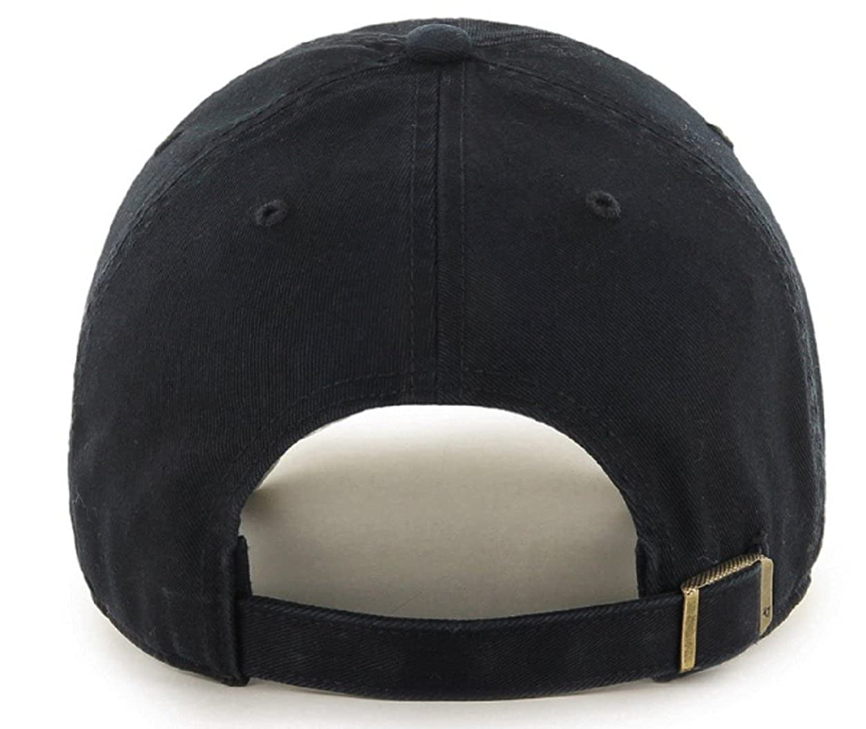 purchase cheap 4bdc0 383ad  47 Brand New York Mets Black   White CleanUp Hat (OSFA) at Amazon Men s  Clothing store