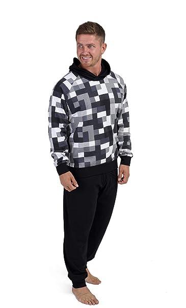 27fe1315d9 CityComfort Mens Pyjamas 100% Super Soft Cotton Men Pjs Set Pajamas for Man  Nightwear Loungewear Tracksuit  Amazon.co.uk  Clothing
