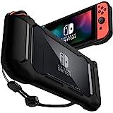 Spigen Rugged Armor Projectada para Capa para Nintendo Switch Capa - Preto