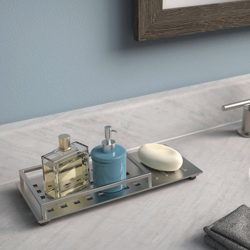 Delta Faucet 77612-RB Vero Bath Hardware Accessory Vanity Tray SpotShield Venetian Bronze