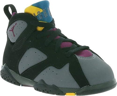 Nike304772 034 Aj 7 Retro Bt Bébé garçon , multicolore